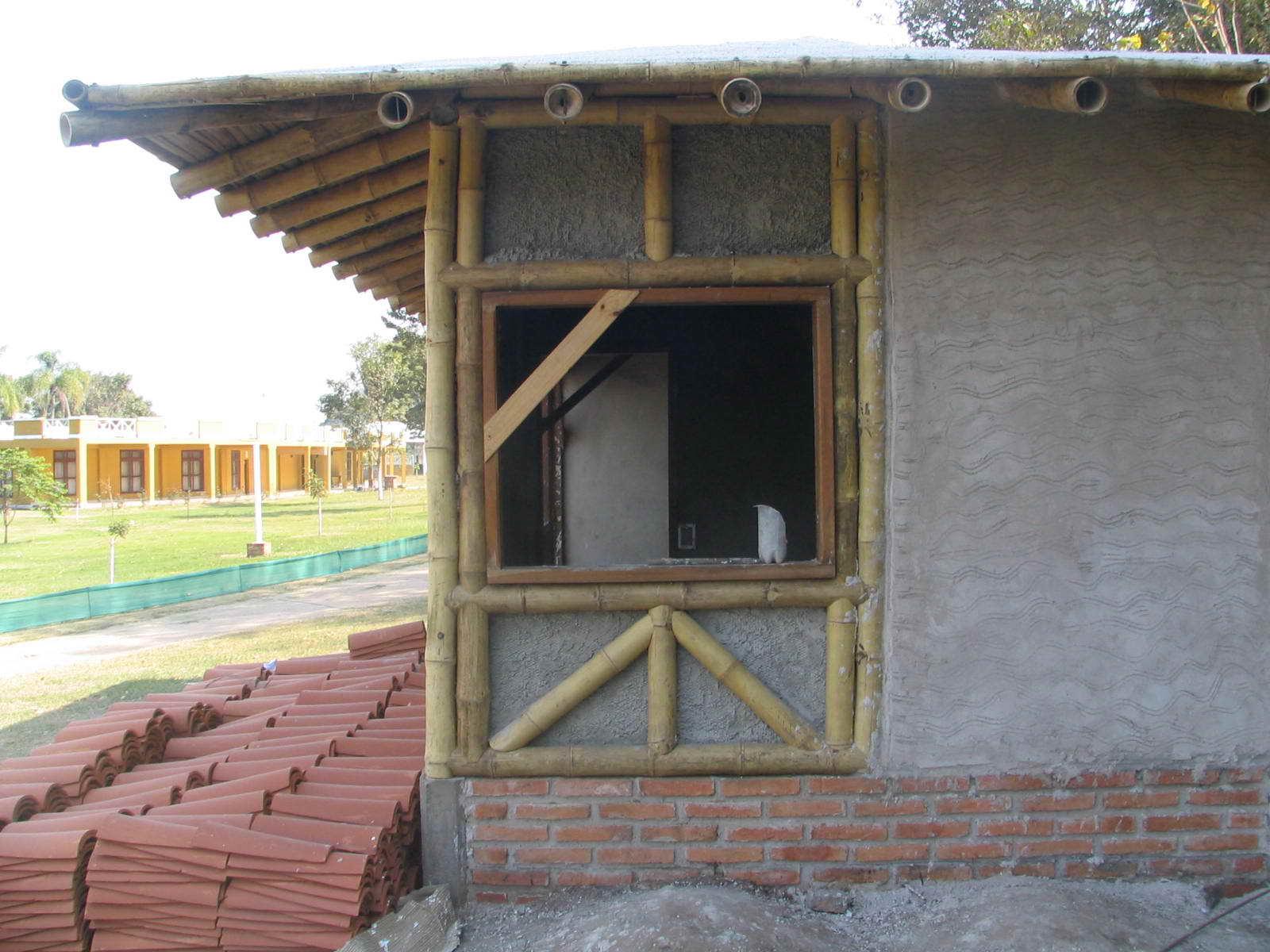 SISTEMA CONSTRUCTIVO | Diseño en Caña de Bambú